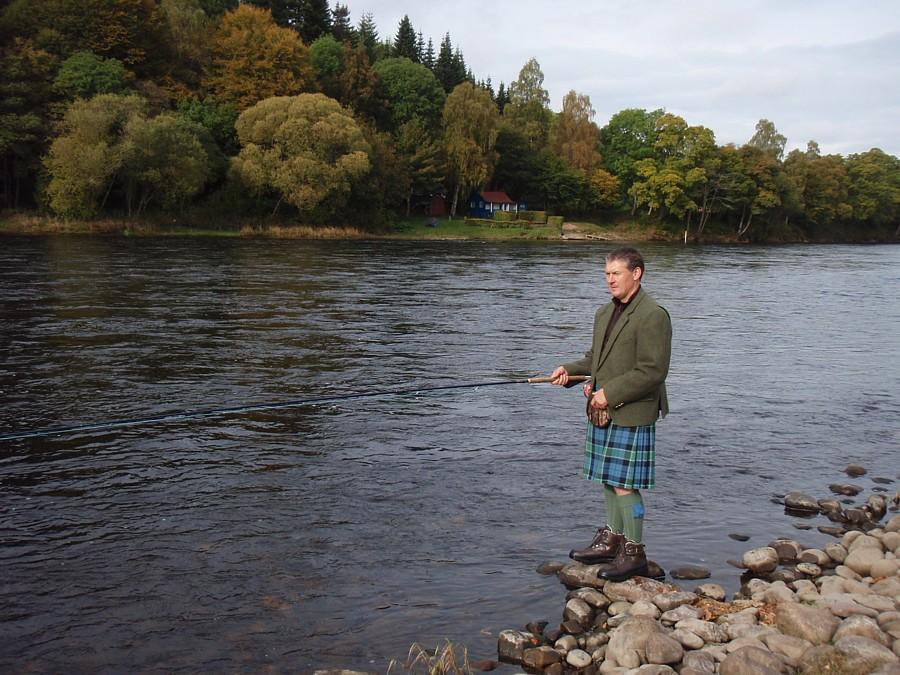 salmon fishing rivers scotland, Fly Fishing Bait